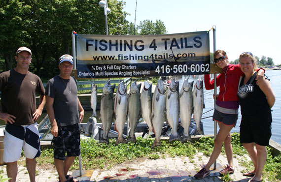 guide to fishing in ontario